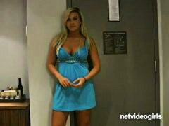 PornerBros - Busty blonde minx in d...