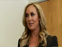 milf, brazzers, boss, office, blonde milf