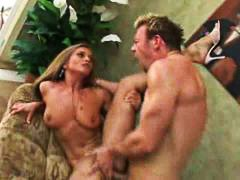 Alpha Porno Movie:Rita Faltoyano fucking two guy...