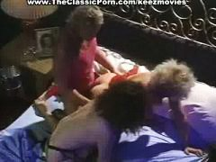 Keez Movies Movie:Whores in fishnets have sex wi...