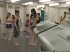teen, asian, teens, toy, dance, naughty,