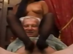 cumshot, footjob, blonde, spunk, brunette, on, fetish, feet