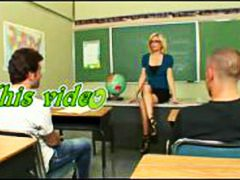 Hot Mature Teacher Edu... video