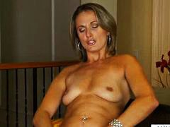 High heeled milf toys ... video