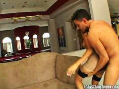 Mia Rose takes on two ... video