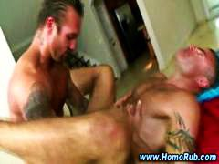 cumshot, massage, anal, guy, bear, gay,