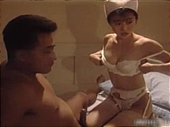Japanese nurse in suck...