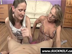 nasty, older, milf, young, mom, blowjob,
