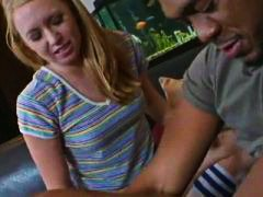 Thumb: White Teen Fucked By R...