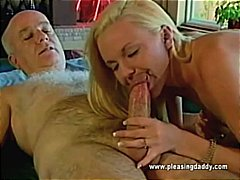 blowjob, hardcore, old, 19, classic, fucking, blonde, loves, mature, babe, cock