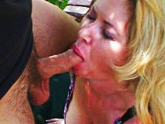 Thumb: Hot mature gets it in ...