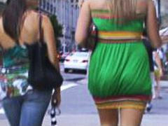 asses, voyeur, public nudity, dressed