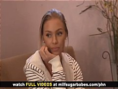 Nuvid Movie:Hot busty blonde babe Nicole A...
