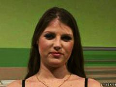 HardSexTube - Girl getting painfully...