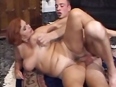 redheads, french, matures