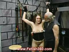 Joleen nipple punished... video