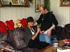 German Mature Couple F...
