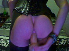 stockings, chastity, hot, latex, men, anal
