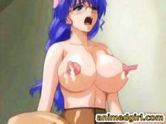 tranny, transsexual, boobs, anime, hard