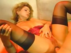 80s Italian MILF Gets ... video