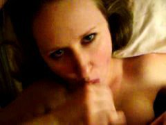 facial, amateur, facials, blowjob, pov,