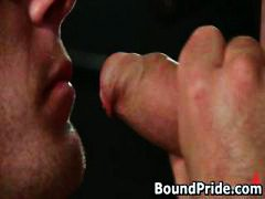 fetish, gagging, bdsm, gay, bondage,
