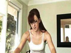 Lesbian masseuse gives... video
