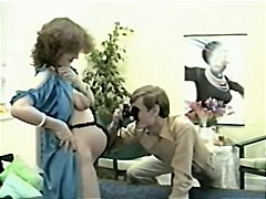 Vintage pregnant with ... video