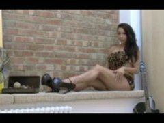 lacey duvalle toys her... video