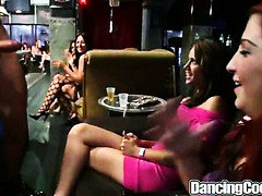 blowjob, group, bj, bear, dance, party,