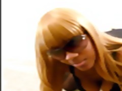 Real hood chick hardco... video