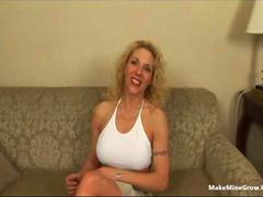 HardSexTube Movie:Curly Blonde is a Hot mature
