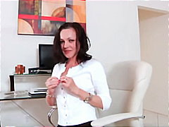 Mature Milf Fucks Her ... video