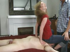 Cuckold gets humiliate... video
