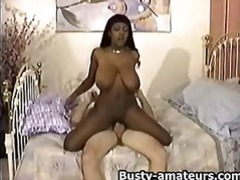 ebony, amateur, riding, hardcore,
