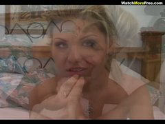 Hot Blonde Sex MILF Bl...