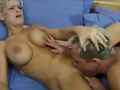 facial, big-boobs, busty, pussy-eating