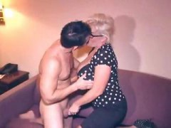 Busty Mature Blonde Ch... preview