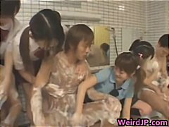 Asian gangbang sex action 1 by weirdjp part6