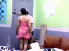 Xhamster Movie:Indian with pretty black bikin...