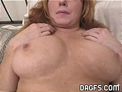 Redhead MILF with nice... video
