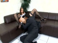 Keez Movies - Hot maid threesome in ...