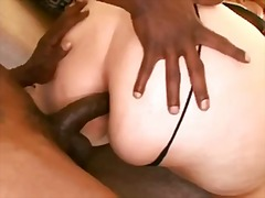 Fat ass chick fucked i... video