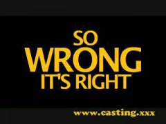 Casting video