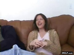 Lovely MILF takes a big lo... - 22:31