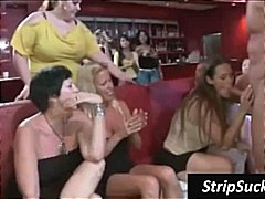 Stripper at a wild gir... video