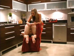 Mistress Madeline Kitchen Jerk