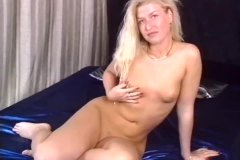erotic, young, blonde, solo, cute, toys,