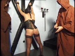 Monks Molest Masked Ma... video