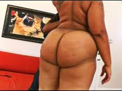Fat girl likes a fat c... from Alpha Porno